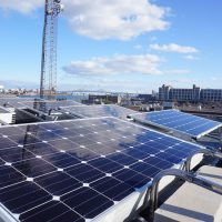 Boston Commercial Solar Panels