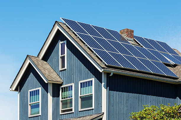 Utah Solar Panels Residential Use Lehi